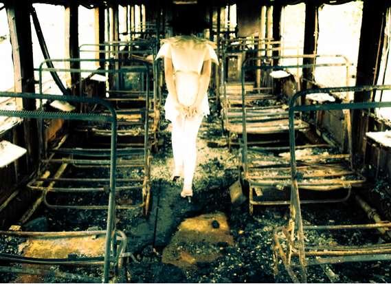 Apocalyptic Railway Shoots