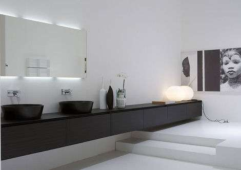 Understated Chic Bathroom