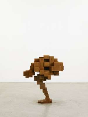 Antony Gormley 'Still standing' exhibition