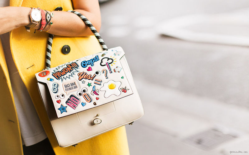 Emoji Purse Stamps Anya Hindmarch Stickers