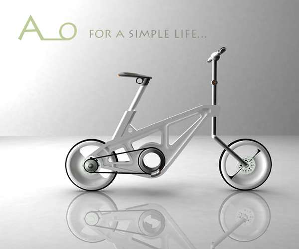AO Plastic Bike
