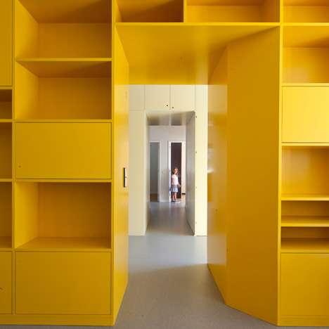 Sunny Wall Storage