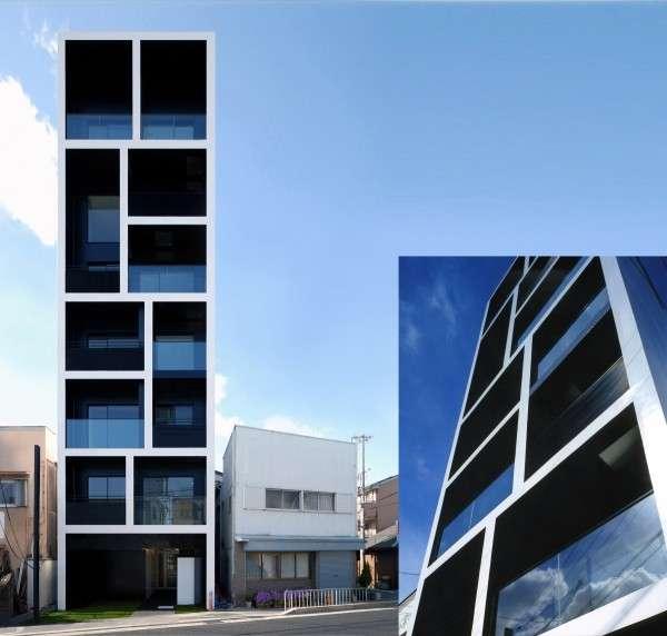 Mismatched Cubic Architecture