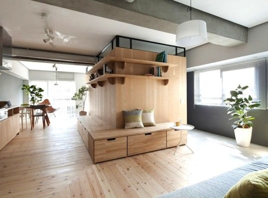 L-Shaped Apartment Partition Designs
