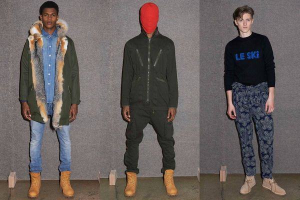 Rapper-Collaborated Fashion Collections