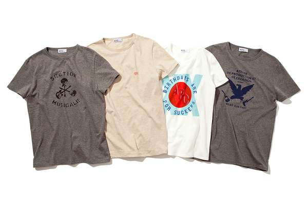 APC Japan 20th Anniversary Shirts
