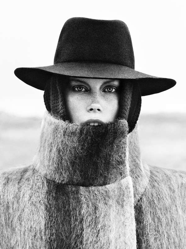 Lonesome Cowgirl Editorials