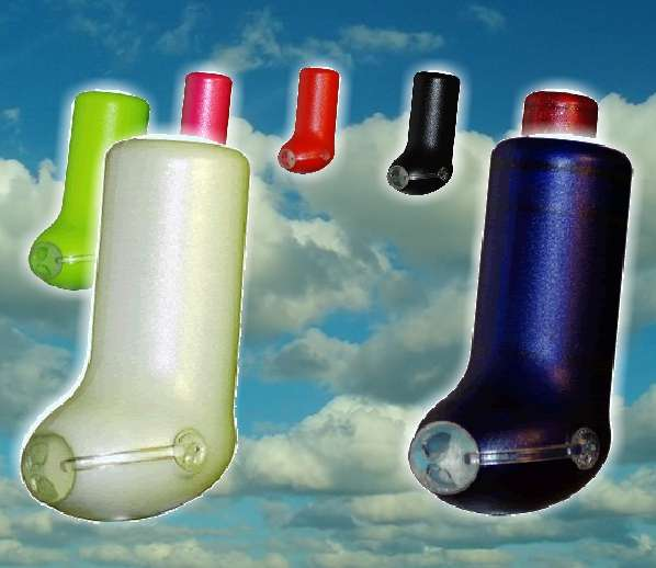 Designer Asthma Inhaler Cases