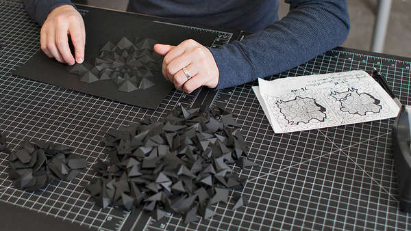 Geometrically-Impossible Papercrafts