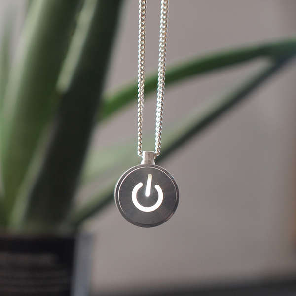 Techie Logo Necklaces