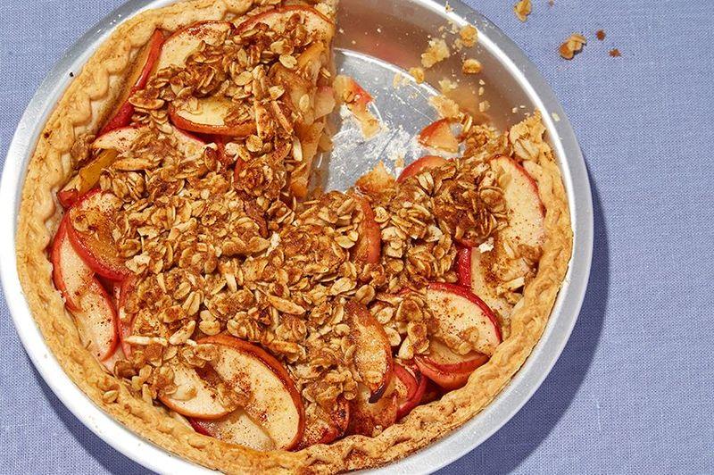 Dessert-Combining Pies