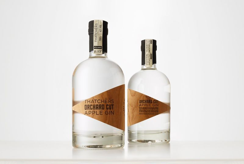 Wood-Labelled Gins