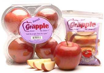 Apple + Grape = Grapple