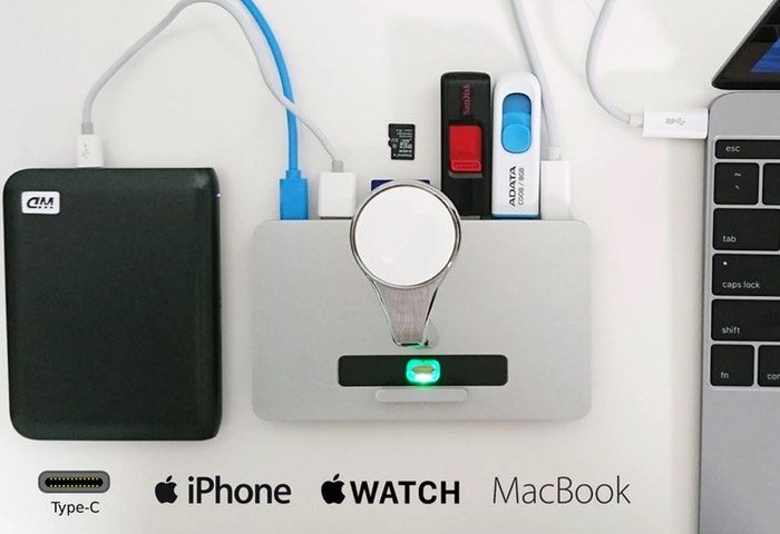 All-in-One Device Hubs