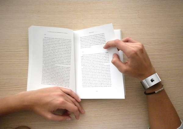 Bookmark Bracelets