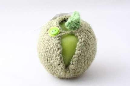 Knit Apple Jackets