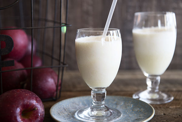 Caramelized Apple Smoothies