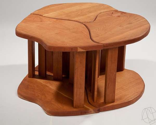 Apple Stool
