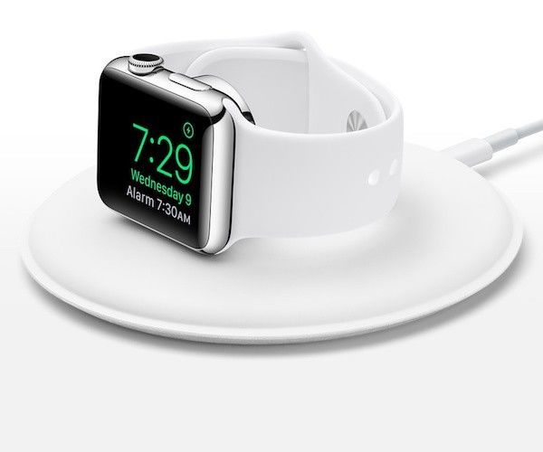 Sleek Smartwatch Docks
