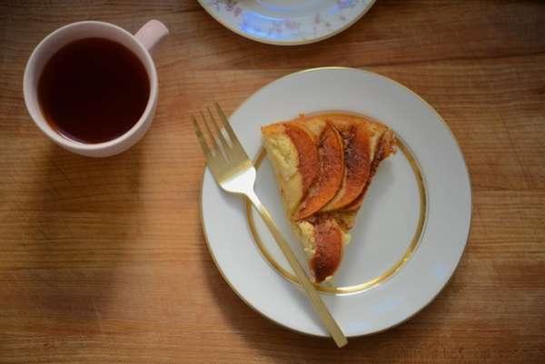 Caffeinated Breakfast Pastries