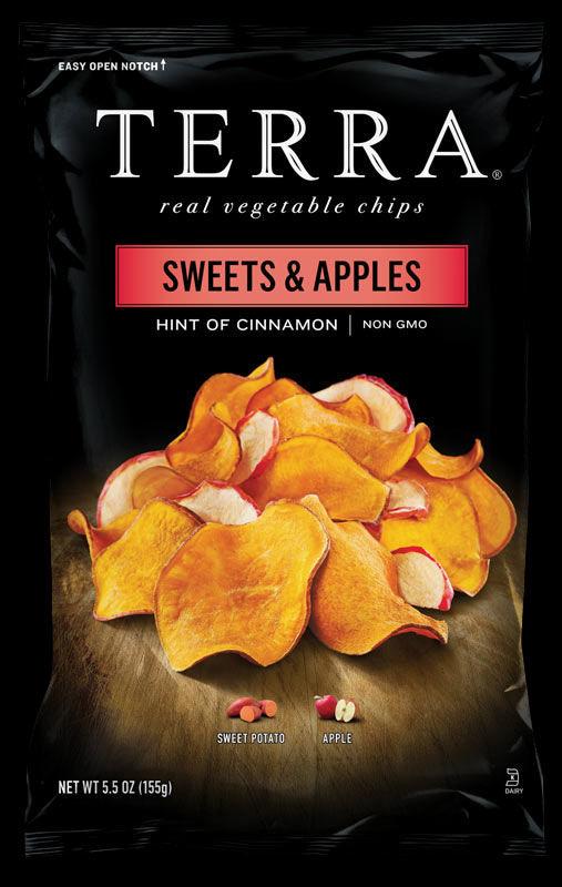 Apple Potato Chips