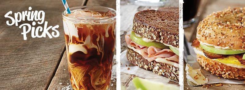 Seasonal Sandwich Menus