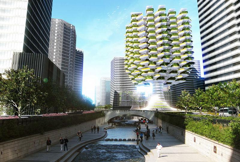 Vertical Farm Architecture