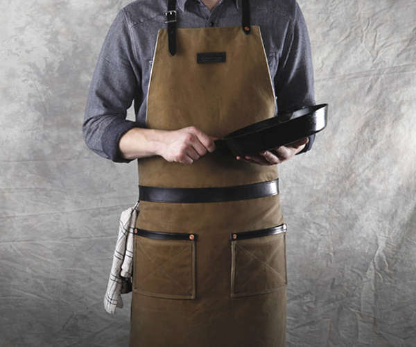 Alpha male cooking aprons kitchen aprons for Apron designs and kitchen apron styles