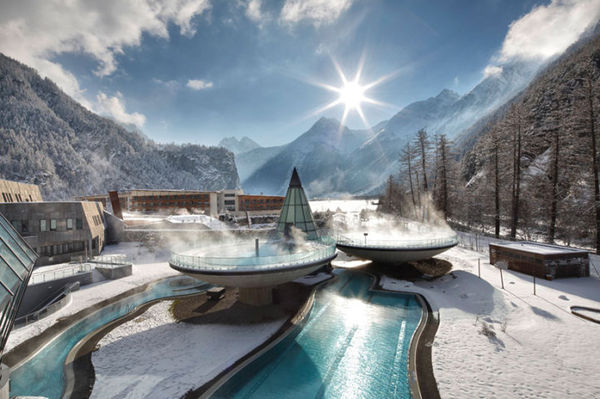 Scenic European Alpine Retreats