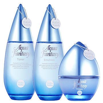 Dewy Skincare Bottles