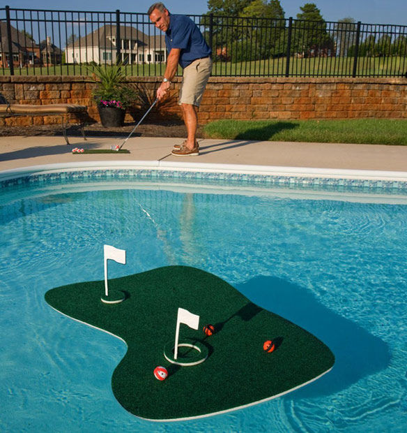Floating Mini Putt Mats