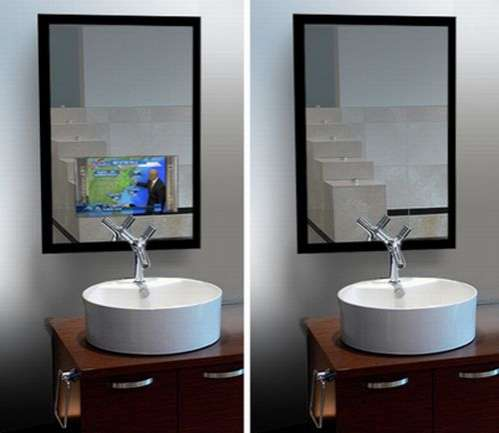 Television Mirrors