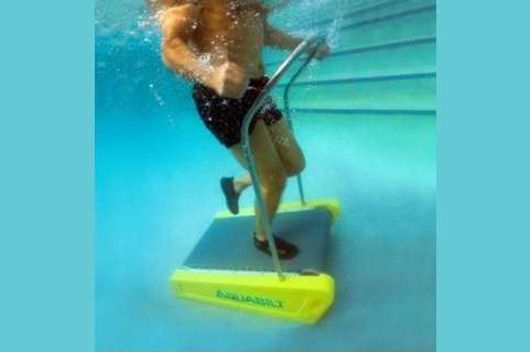 Underwater Workout Equipment