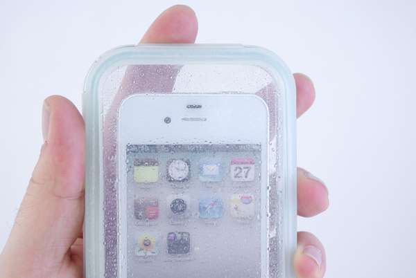 Bath-Friendly Phone Covers