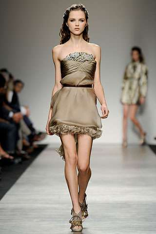 Romanic Runway Wear