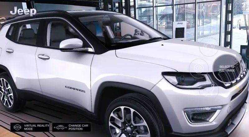 Augmented Dealership Cars Ar Car