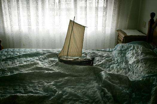 Sheet-Sailing Ship Photography