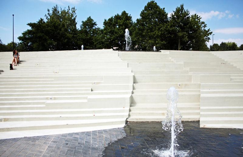 Quarry-Like Park Designs