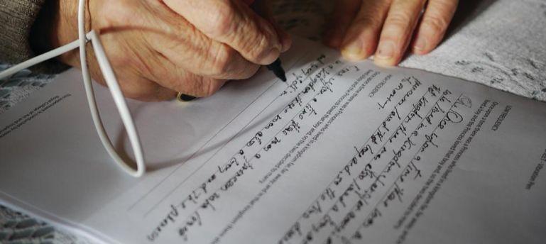Parkinson's-Assisting Pens