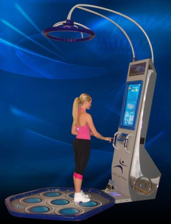 Arcade-Style Workout