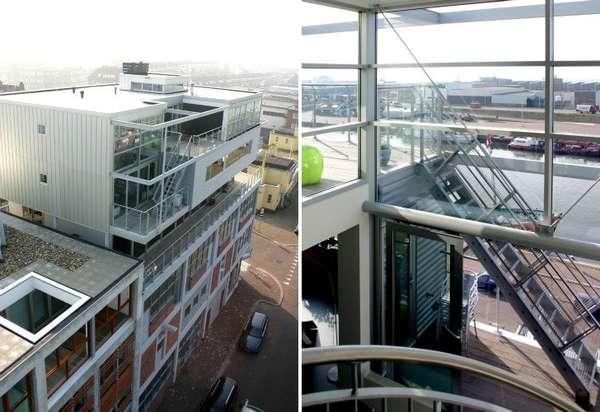 Repurposed Warehouse Residences