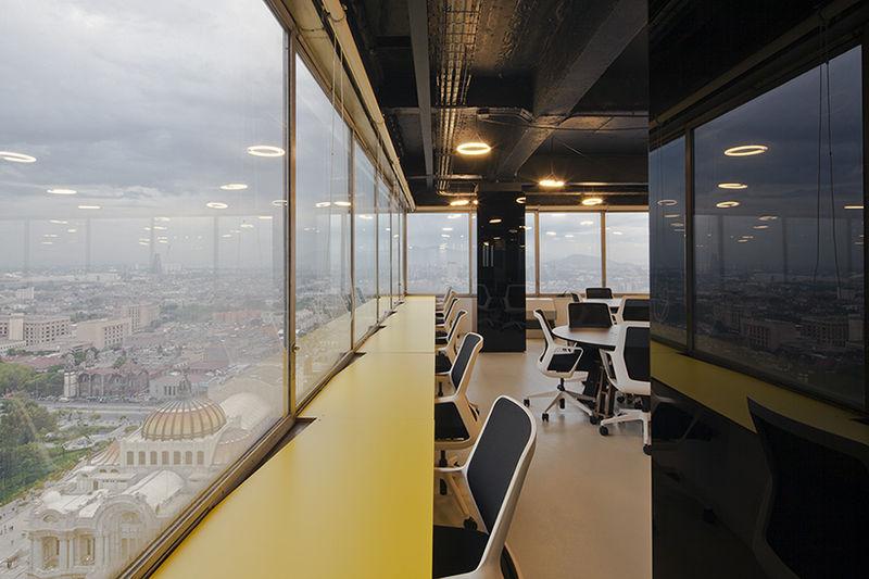 Expansive View Workspaces