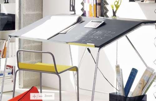 Chalkboard Counters Architect Desk