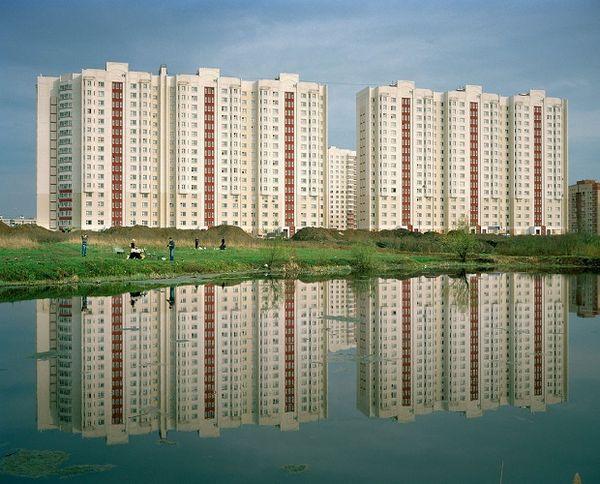 Soviet Suburb Photography