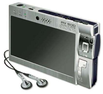 Archos AV-500 Portable Media Player
