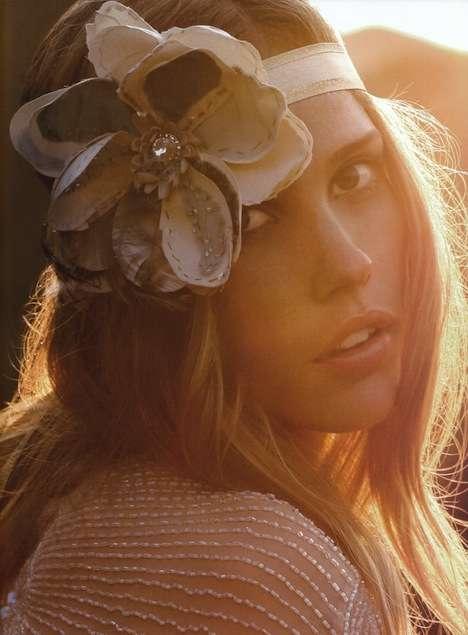 Floral Hippie Headwear
