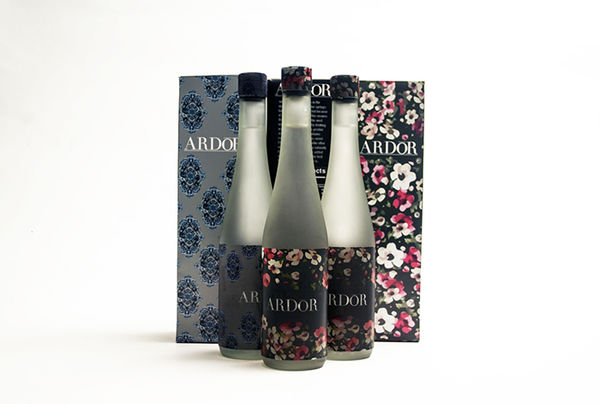 Fashionable Water Packaging