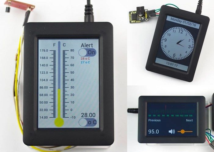 Connected Maker Displays
