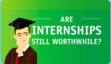 are internships still worthwhile