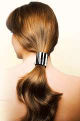 Upscale Ponytail Holders